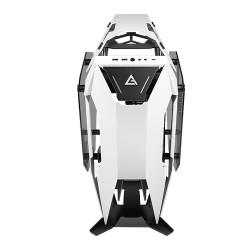 Gabinete NZXT Noctis 450 Blanco - USB 3.0 - Mid Tower - CA-N450W-W1