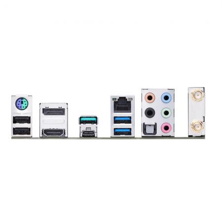 Tarjeta madre ASRock H110M-HDV - DDR4 - USB3.0 - HDMI - 1151