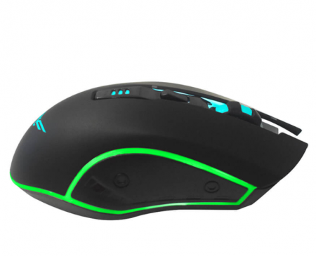 Mouse Gamer ergonomico...